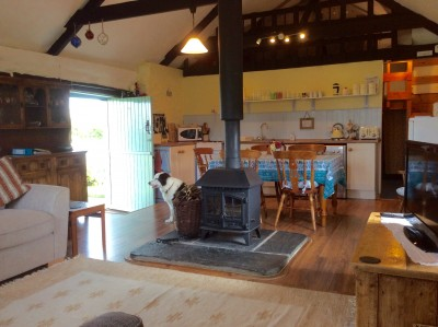 St Dogmaels. Holiday cottages West Wales Ysgubor Hen Holiday Cottage St Dogmaels