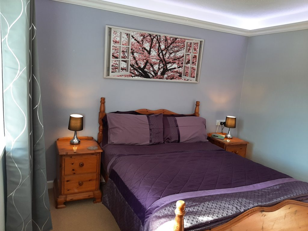 Oak Cottage Double Bedroom