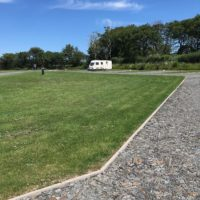 Llangrannog. Brynawelon Touring and Camping Park