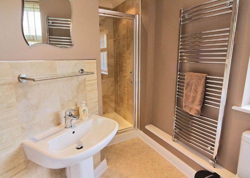 bathroom Self Catering Holiday Cottage Llanon Aberaeron