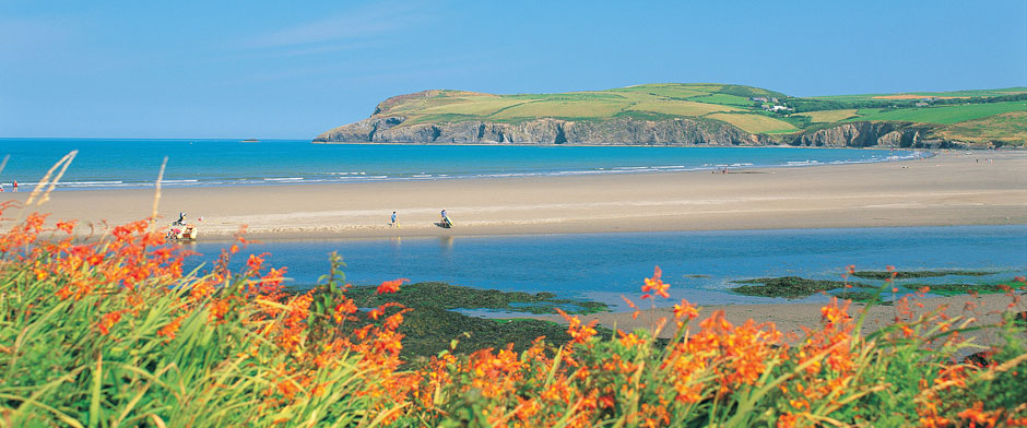 Beaches of Cardigan Bay