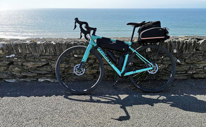 Cycle round Wales