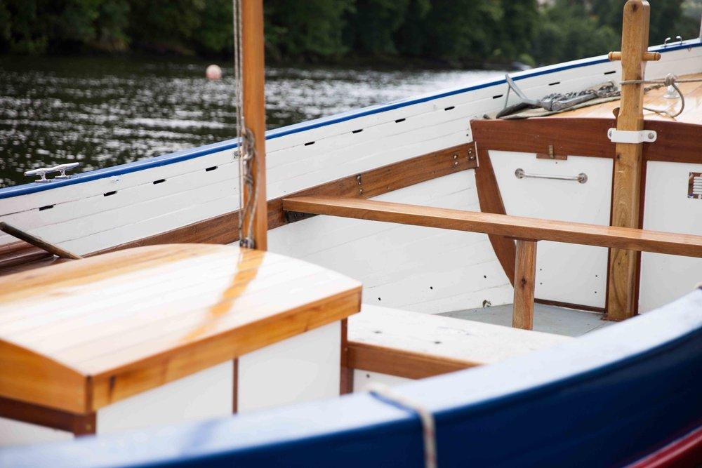 Cardigan Boat Trip