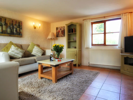 Brongwyn Holiday Cottages Cardigan - lounge