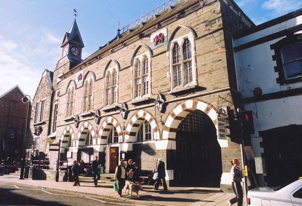Cardigan Guildhall and Market