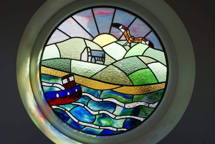 Cariad glass
