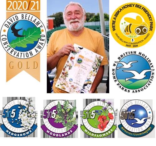 Award Winning Conservation Caravan Park