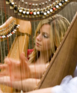 Harps and harp music of West Wales