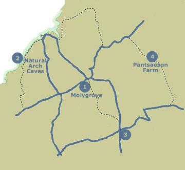 Walk Circular Walk Moylgrove - Monington