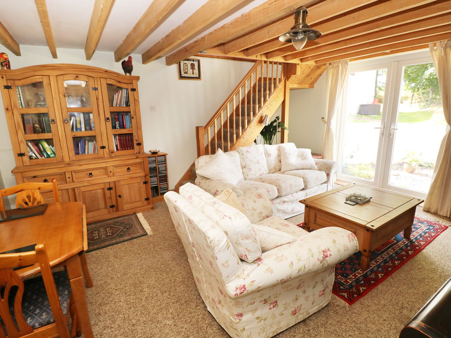 Llangrannog. Holiday cottages West Wales Morfa Isaf Farm Cottages Llangrannog