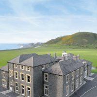 Plas Tanybwlch Sea View Aberystwyth