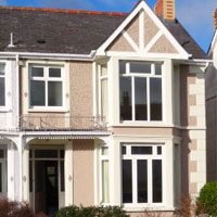 Lynwood Large Holiday Property Aberaeron