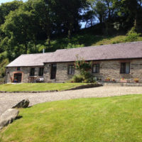 Troedyrhiw Five Star Holiday Cottages Cardigan