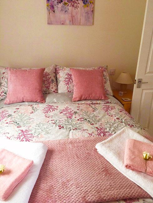 Foxy Lodge Double en-suite Bedroom