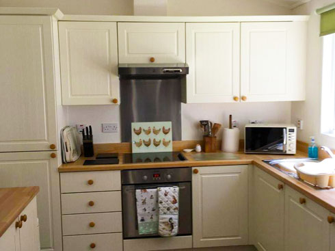 Foxy Lodge Kitchen