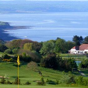 Golf Course Aberystwyth Ceredigion