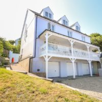 Golygfa Mor Holiday Property Tresaith beach
