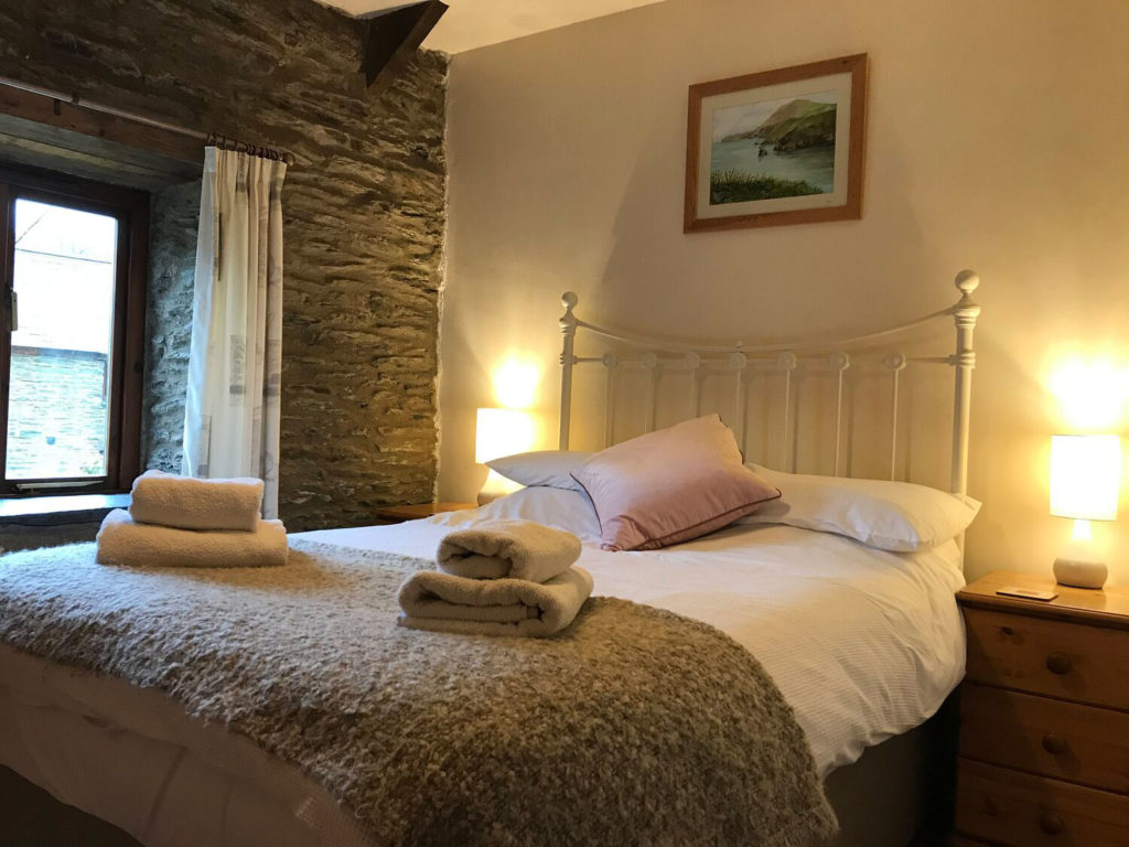 Gorse Holiday Cottage Bedroom