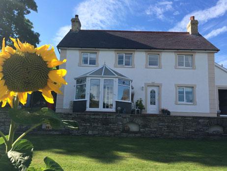 Gwynfro Guest House near Mwnt beach Cardigan