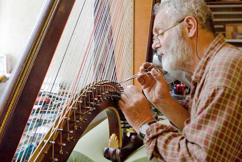 Harps and Harp Music