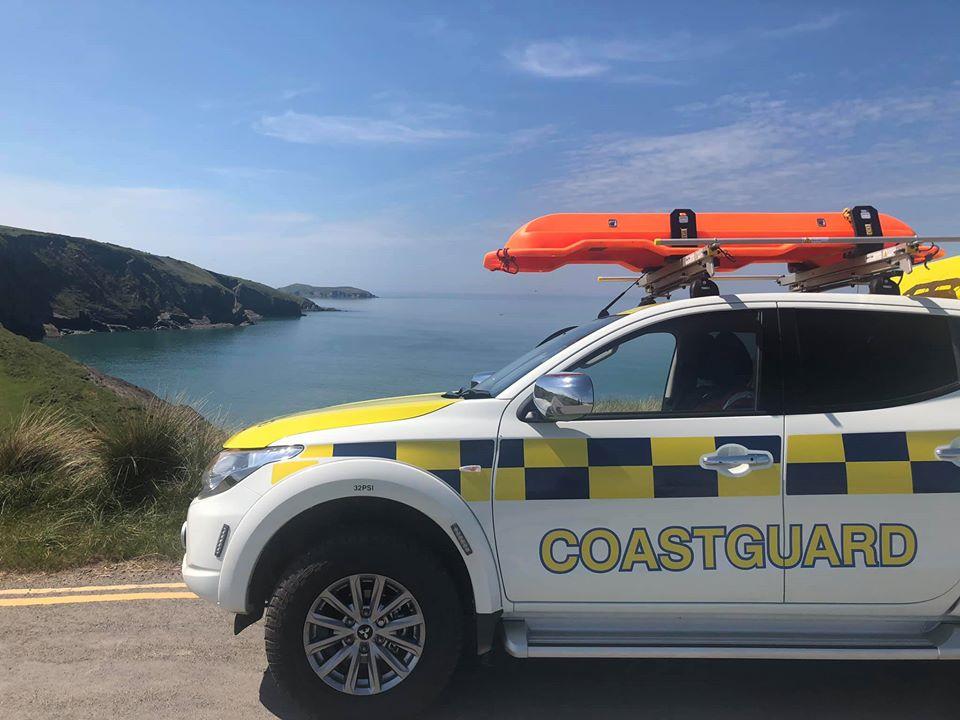 HM Coastguard - Cardigan