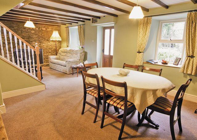 Llangrannog. Holiday cottages West Wales Dol Llan Llangrannog