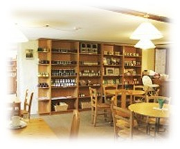 Honey Farm Tea Room New Quay Cardigan Bay West Wales