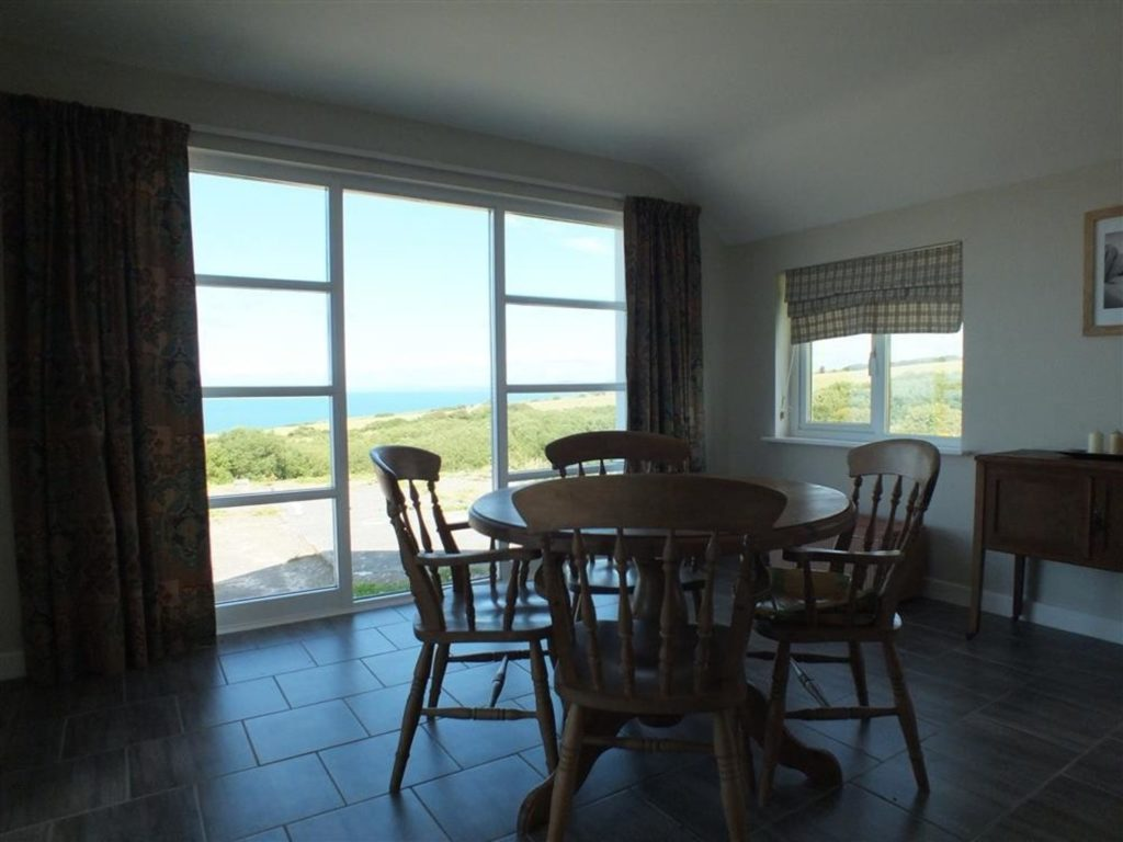 Sea View Mwnt Holiday Cottage Nantmawr Dining