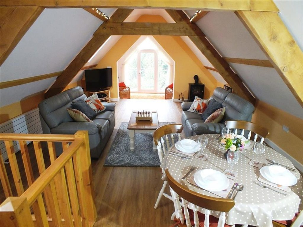 New Quay west Wales Holiday Cottage for four