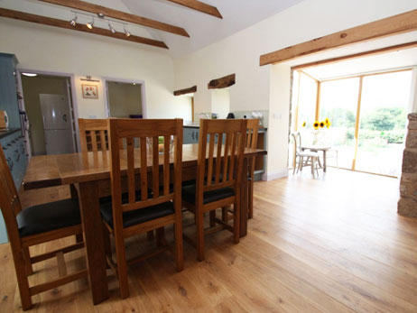 Newport. Holiday cottages West Wales Sychpant Barn Newport