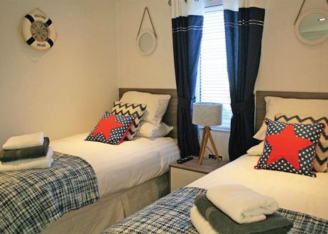 Newport. Holiday accommodation West Wales Fishguard Bay Holiday Park Newport