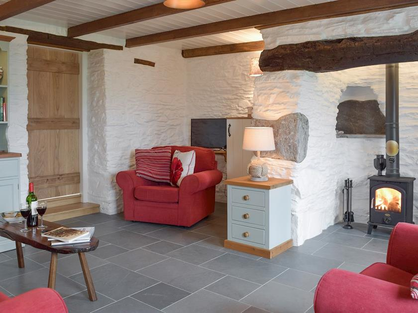 Newport. Self catering holiday cottages West Wales Ty Haf Holiday Cottage Newport