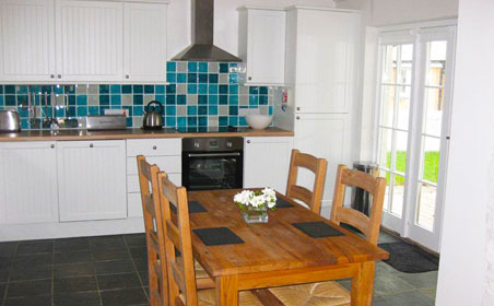 New Quay. Self catering holiday cottages West Wales Penllwyn Holiday Cottages CwmTydu New Quay
