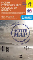 North Pembrokeshire - OS Explorer Map Sheet 35