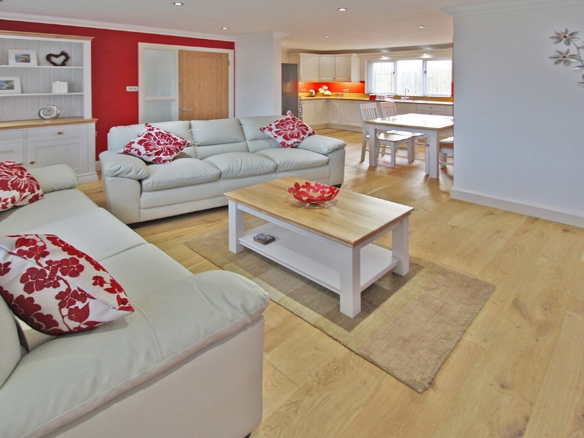 Open Plan holiday cottage Aberporth