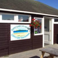 Poppit Sands Beach Cafe