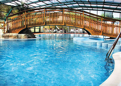 Cardigan. Holiday West Wales Poppit Sands Holiday Park Poppit