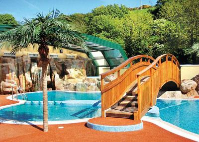 Poppit Sands Holiday Park