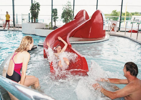 New Quay. Self catering holiday accommodation West Wales New Quay Holiday Park (Quay West) New Quay