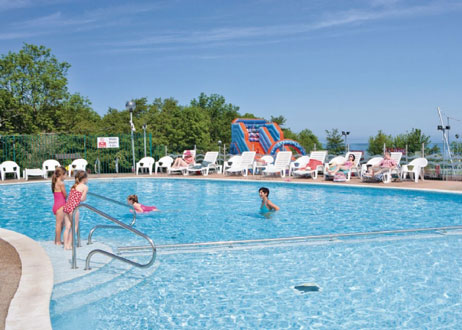 New Quay. Holiday accommodation West Wales New Quay Holiday Park (Quay West) New Quay