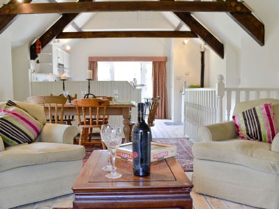 Cardigan. Self catering holiday cottages West Wales Rosehill Farm Holiday Cottages Cardigan