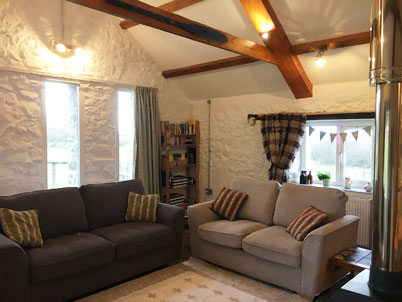 St Dogmaels. Self catering holiday cottages West Wales Ysgubor Hen Holiday Cottage St Dogmaels