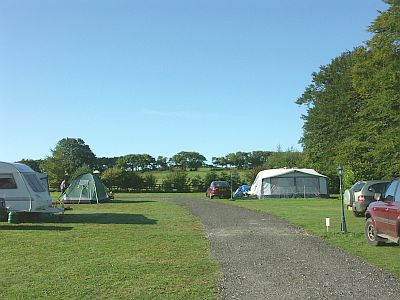 Tents touring and camp site