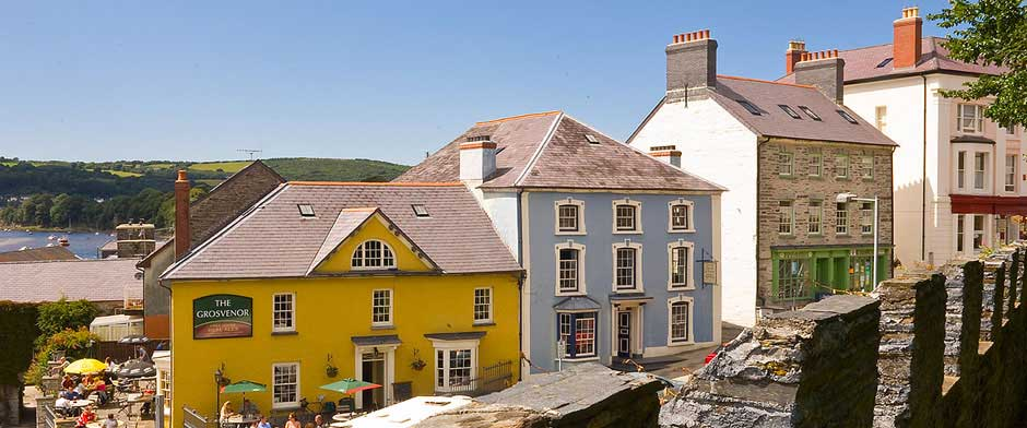 Towns and Villages of Cardigan Bay
