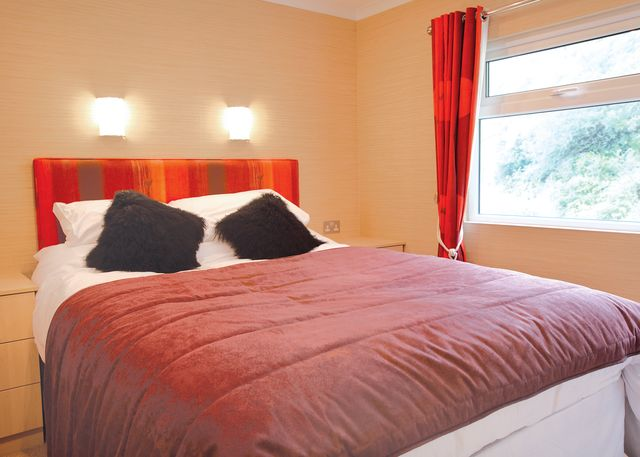 Tresaith. Self catering holiday accommodation West Wales Tresaith Holiday Park - Gwalia Falls Tresaith
