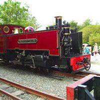 Vale Rheidol steam railway