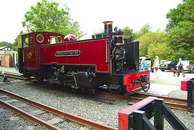 Vale Rheidol steam railway