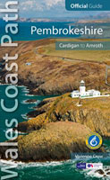 Pembrokeshire : Wales Coast Path: Cardigan to Amroth - Wales Coast Path (Paperback)