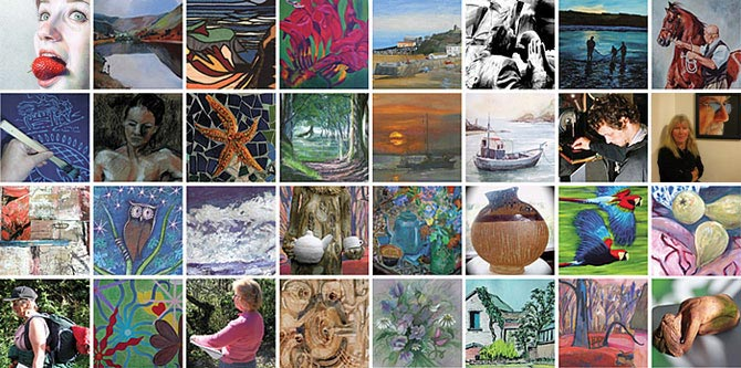 west Wales artists