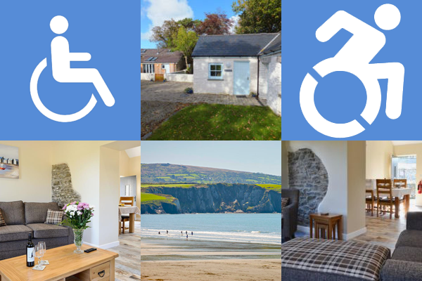 wheelchair accessible Cardigan Bay